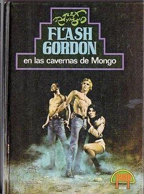 FLASH GORDON EN LAS CAVERNAS DEL MONGO