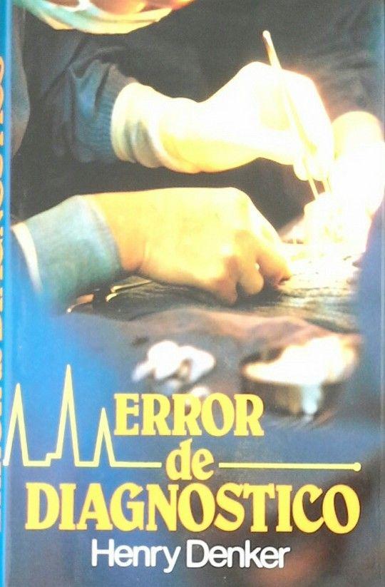 ERROR DE DIAGNÓSTICO