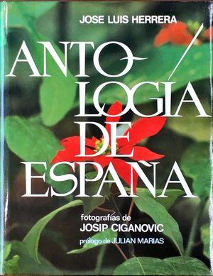 ANTOLOGÍA DE ESPAÑA