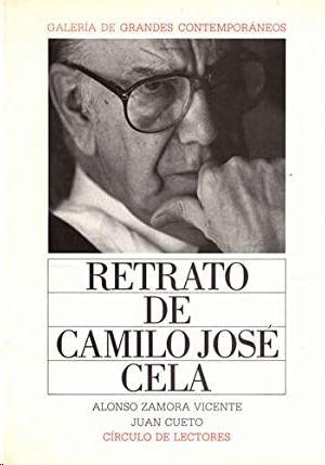 RETRATO DE CAMILO JOSÉ CELA