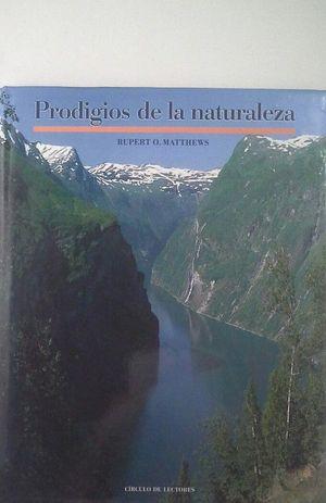 PRODIGIOS DE LA NATURALEZA
