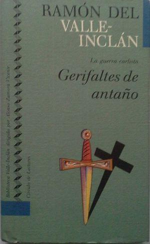 GERIFALTES DE ANTAÑO