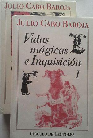 VIDAS MÁGICAS E INQUISICIÓN - VOLÚMENES I Y II