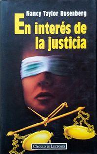 EN INTERÉS DE LA JUSTICIA