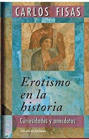 EROTISMO EN LA HISTORIA