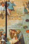 LAS COMPAÑÍAS CONVENIENTES Y OTROS FINGIMIENTOS Y CEGUERAS