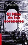 EL NIÑO DE LOS CORONELES