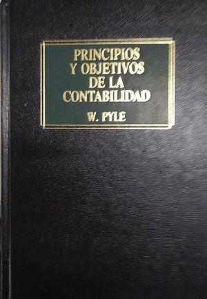 PRINCIPIOS Y OBJETIVOS DE LA CONTABILIDAD