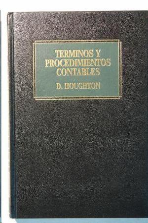 TERMINOS Y PROCEDIMIENTOS CONTABLES