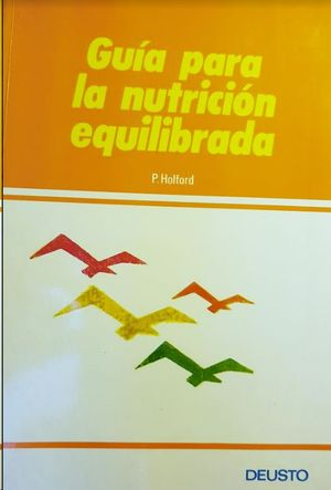 GUIA PARA LA NUTRICION EQUILIBRADA
