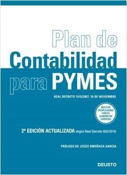 PLAN DE CONTABILIDAD PARA PYMES