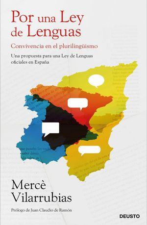 POR UNA LEY DE LENGUAS. CONVIVENCIA EN EL PLURILINGUISMO