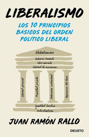 LIBERALISMO: LOS 10 PRINCIPIOS BASICOS DEL ORDEN LIBERAL