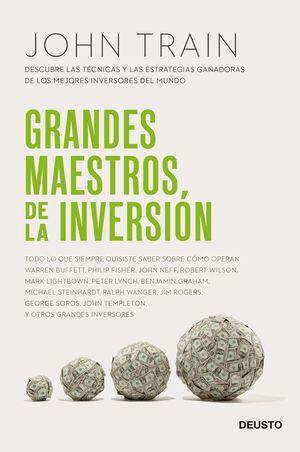 GRANDES MAESTROS DE LA INVERSIÓN