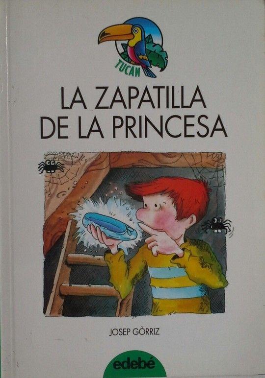 LA ZAPATILLA DE LA PRINCESA
