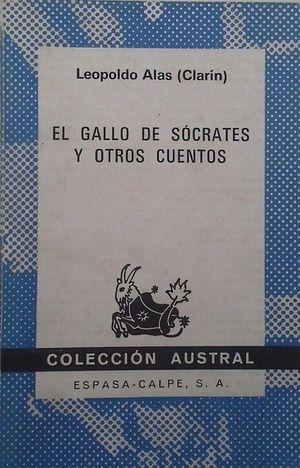 EL GALLO DE SÓCRATES Y OTROS CUENTOS