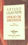OFICIO DE DIFUNTOS