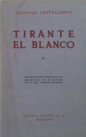 TIRANTE EL BLANCO VOL II