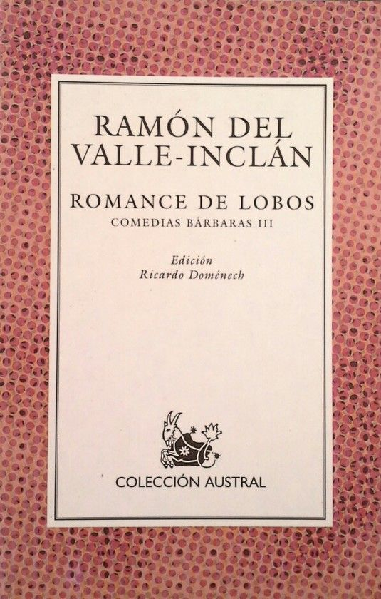 ROMANCE DE LOBOS
