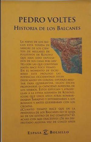HISTORIA DE LOS BALCANES