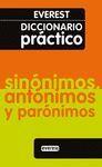 DICC.PRACTICO SINONIMOS/ANTONIMOS Y PARONIMOS (RUSTICA)