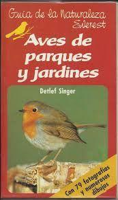 AVES DE PARQUES Y JARDINES
