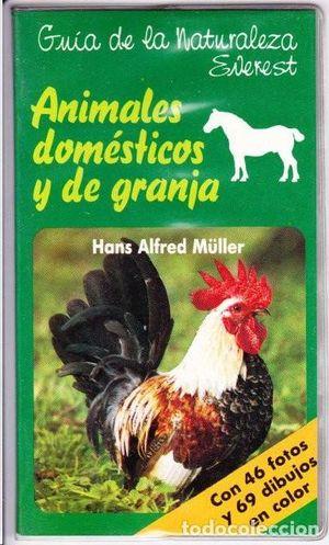 ANIMALES DOMÉSTICOS Y DE GRANJA