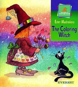 THE COLORING WITCH