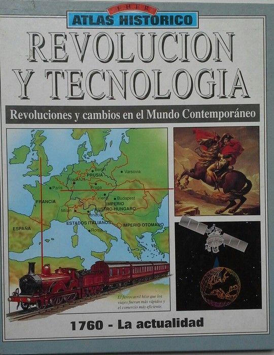 REVOLUCIÓN Y TECNOLOGÍA