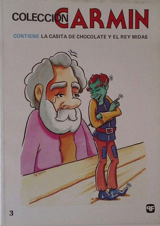 LA CASITA DE CHOCOLATE Y EL REY MIDAS
