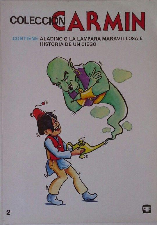 ALADINO O LA LÁMPARA MARAVILLOSA ; E HISTORIA DE UN CIEGO