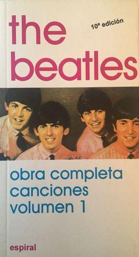 THE BEATLES. OBRA COMPLETA CANCIONES VOLUMEN 1