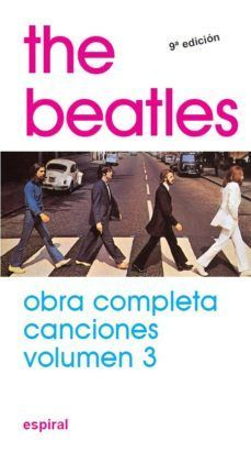 BEATLES, 3 CANCIONES