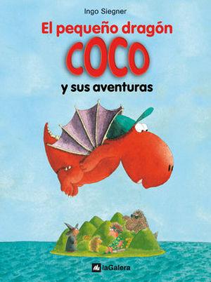 COCO 1: EL PEQUEÑO DRAGÓN COCO Y SUS AVENTURAS