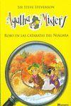 AGATHA MISTERY 4. ROBO EN LAS CATARATAS DEL NIÁGARA