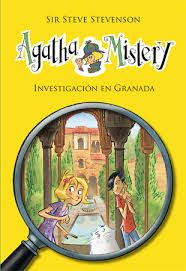 AGATHA MISTERY 12. INVESTIGACIÓN EN GRANADA