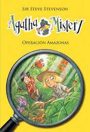AGATHA MISTERY 17. OPERACIÓN AMAZONAS