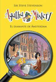 AGATHA MISTERY 19. EL DIAMANTE DE ÁMSTERDAM