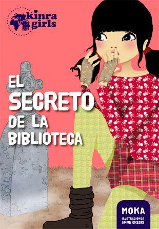 KINRA 4. EL SECRETO DE LA BIBLIOTECA