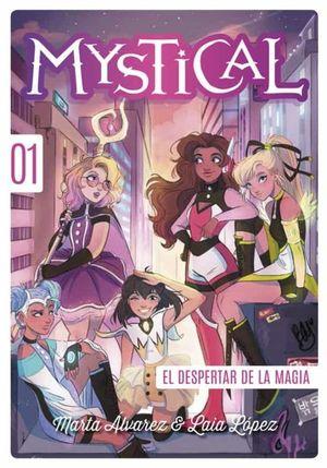 MYSTICAL 1: EL DESPERTAR DE LA MAGIA