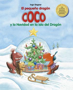 EL PEQUEÑO DRAGON COCO Y LA NAVIDAD EN ISLA DEL DRAGÓN