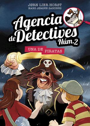 AGENCIA DE DETECTIVES NUM. 2 - 11. UNA DE PIRATAS
