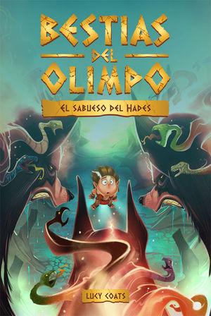 BESTIAS DEL OLIMPO 2. EL SABUESO DE HADES