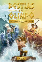 BESTIAS DEL OLIMPO 3: LOS CORCELES DE LOS DIOSES