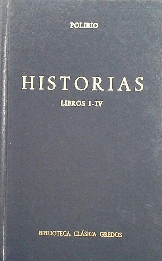 HISTORIAS (POLIBIO) LIBROS I-IV