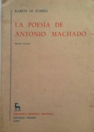 LA POESÍA DE ANTONIO MACHADO