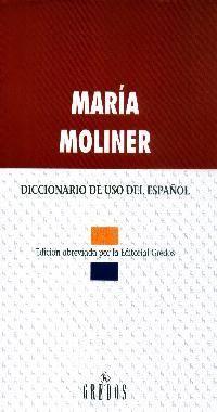 DICCIONARIO USO ESPAÑOL (ABREVIADO)