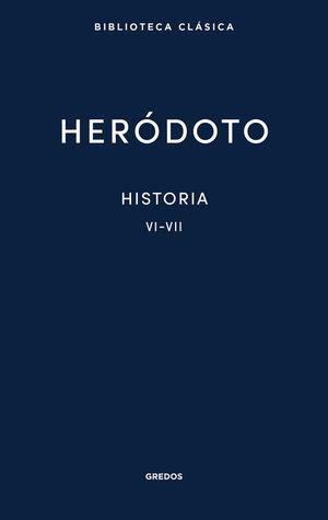 HISTORIA. LIBROS VI-VII