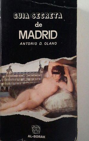 GUÍA SECRETA DE MADRID