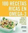 100 RECETAS RICAS EN OMEGA 3